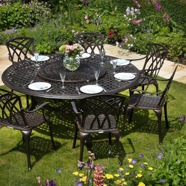 Maisie_Large_Round_Metal_Garden_Table_1