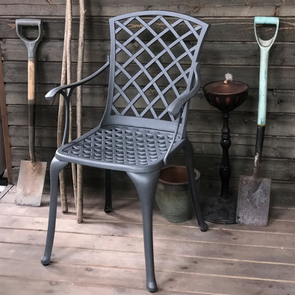 Emma Chair - Slate