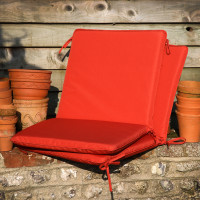 High Back Cushion - Terracotta