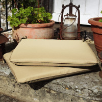 Seat Pad Cushion - Stone