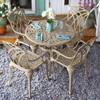 Jill Table - Sandstone (4 seater set)