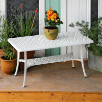 Claire Table - White