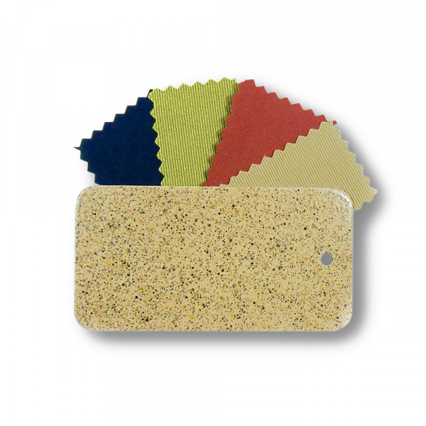 Classic Metal & Fabric Sample Pack (Sandstone)