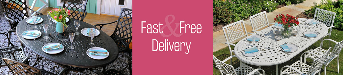 Fast Free Delivery