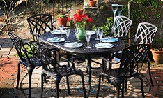 Feature clearance garden furnitire