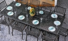 10 seat garden furniture daily deal