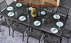 10 seat garden furniture daily deal