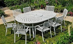 8 seat garden furniture daily deal