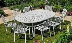 8 seat garden furniture daily deal
