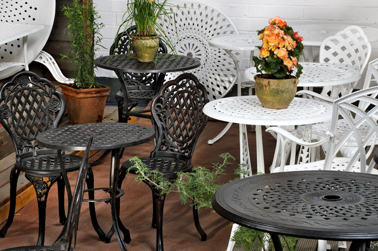 Garden Furniture Showroom Sussex